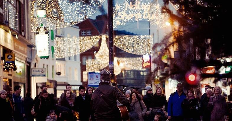 Christmas activity Dublin